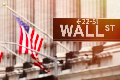 Wall Street New York